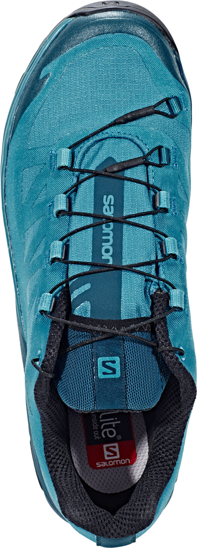 Salomon X Ultra LTR GTX Sko Damer, slatebluedeep bluespa blue